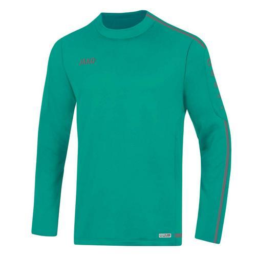 Sweat Top Striker 2.0 Turquoise/Anthracite JAKO
