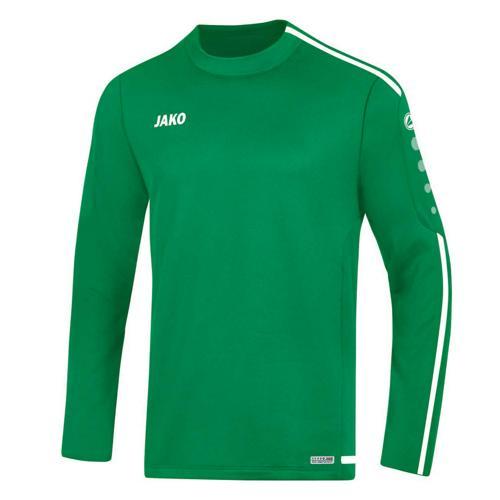 Sweat Top Striker 2.0 Vert/Blanc enfant JAKO