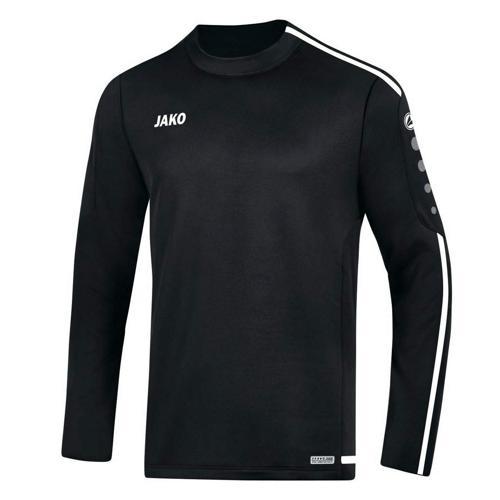 Sweat Top Striker 2.0 Noir/Blanc enfant JAKO