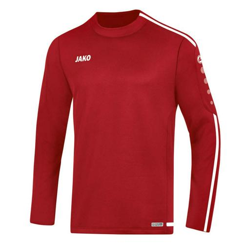 Sweat Top Striker 2.0 Rouge/Blanc enfant JAKO