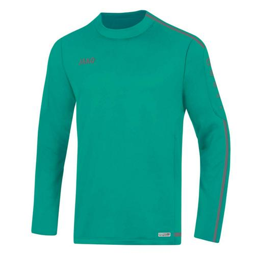 Sweat Top Striker 2.0 Turquoise/Anthracite enfant JAKO