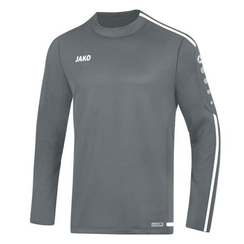 Sweat Top Striker 2.0 Gris pierre/Blanc enfant JAKO