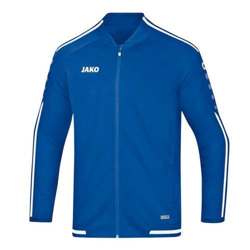 Veste coupe-vent Striker 2.0 Royal/Blanc enfant JAKO