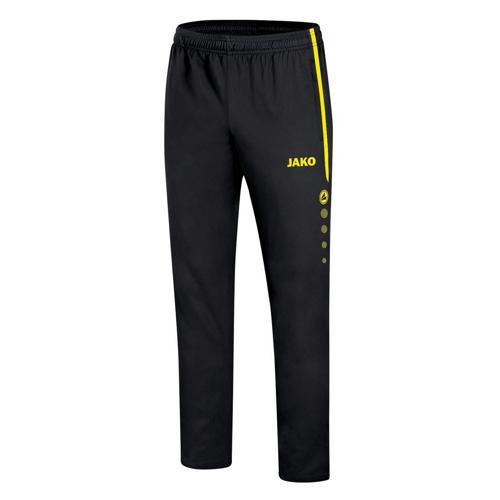 Pantalon présentation Striker 2.0 Noir/Jaune fluo JAKO