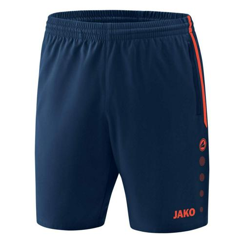 Short Competition 2.0 Marine/Rouge JAKO
