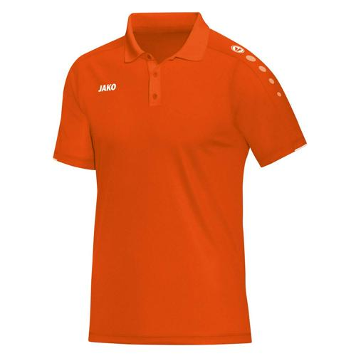 Polo Classico Orange fluo JAKO