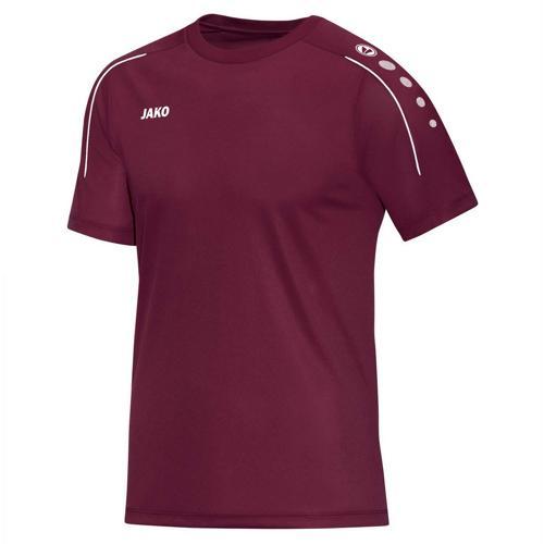 T-shirt Classico Bordeaux JAKO