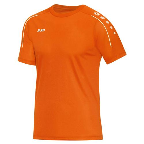 T-shirt Classico Orange fluo JAKO