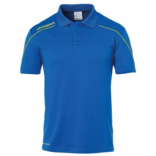 Polo pes Stream 22 Azur/Jaune UHLSPORT