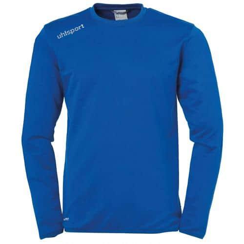 Sweat top Essential Azur/Blanc UHLSPORT