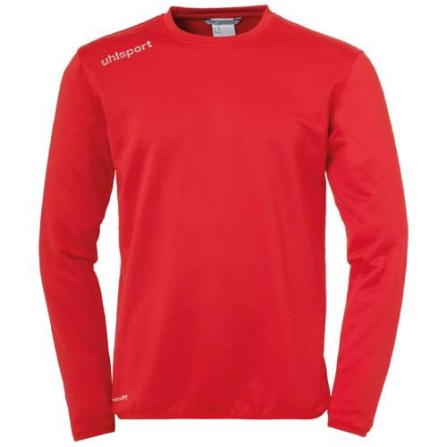 Sweat top Essential Rouge/Blanc UHLSPORT