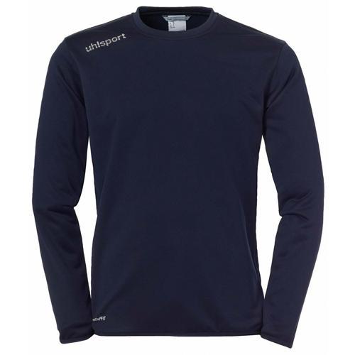 Sweat top Essential Marine/Blanc UHLSPORT