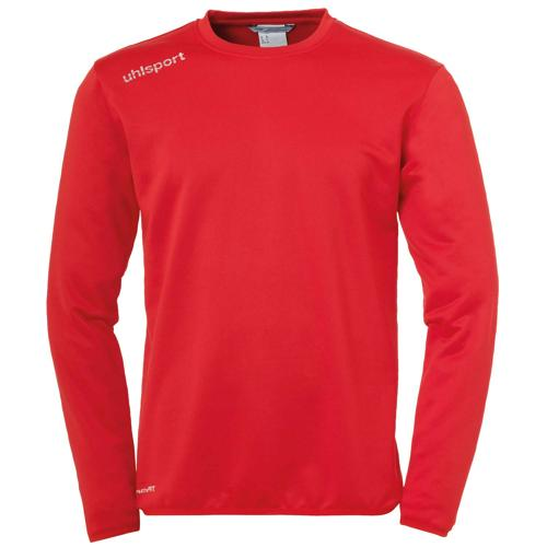 Sweat top Essential Rouge/Blanc UHLSPORT