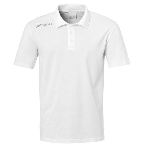 Polo Essential Blanc UHLSPORT