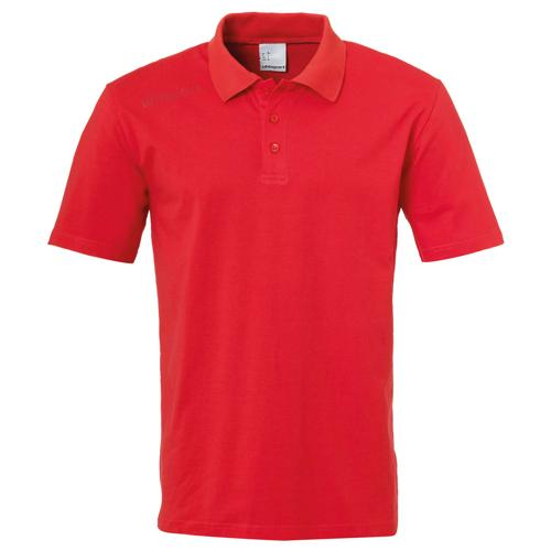 Polo Essential Rouge UHLSPORT