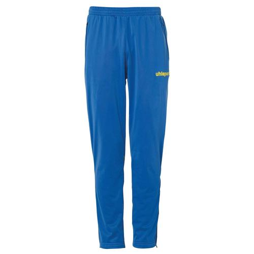 Pantalon Classique Stream 22 PES Azur/Jaune UHLSPORT