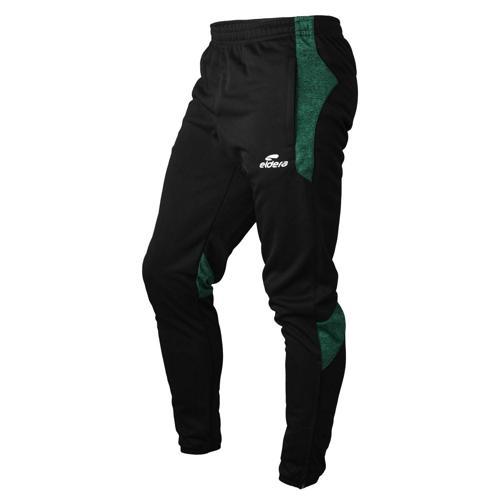 Pantalon 10NAMIK PES Noir/Vert chiné Eldera