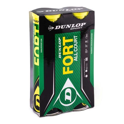 Balles de tennis - Dunlop fort