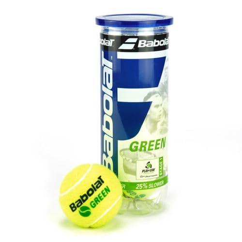 Balles de tennis - Babolat green stage 1