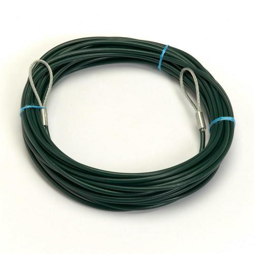 Câble acier pour filet de tennis