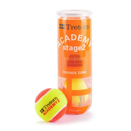 Balles de mini tennis Tretorn Stage 2
