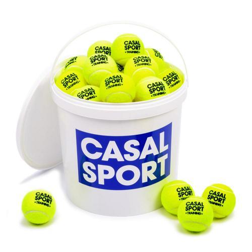 Lot de balles de tennis Casal Sport - training