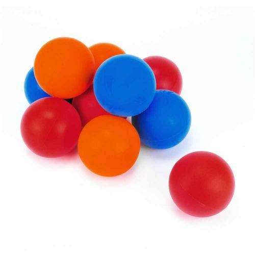 Balles en mousse mini-tennis, 90 mm