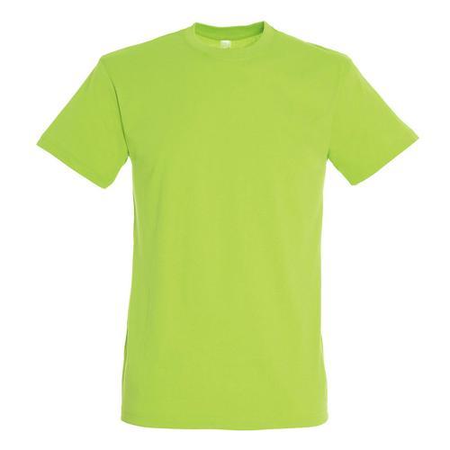 Tee shirt classic 150g enfant vert fluo