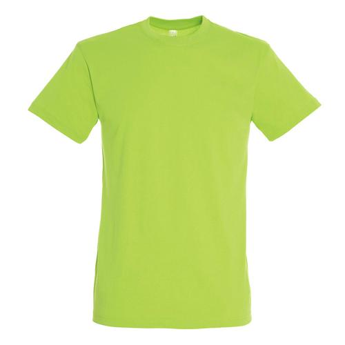 Tee-shirt personnalisable classic 150g adulte vert pomme