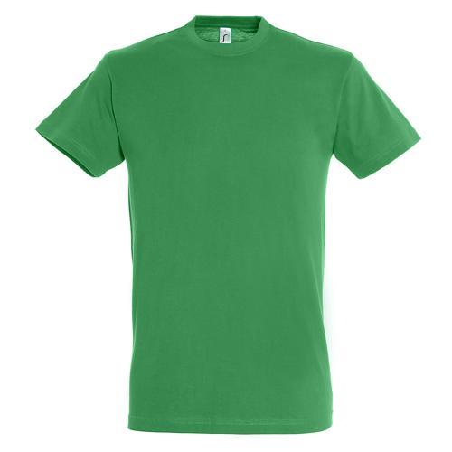 Tee shirt classic 150g enfant vert prairie