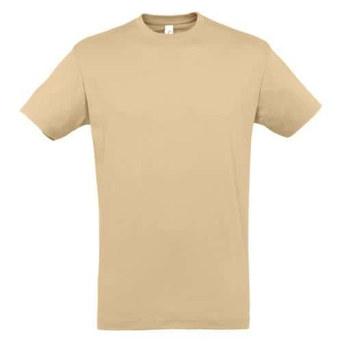 Tee shirt classic 150g enfant sable
