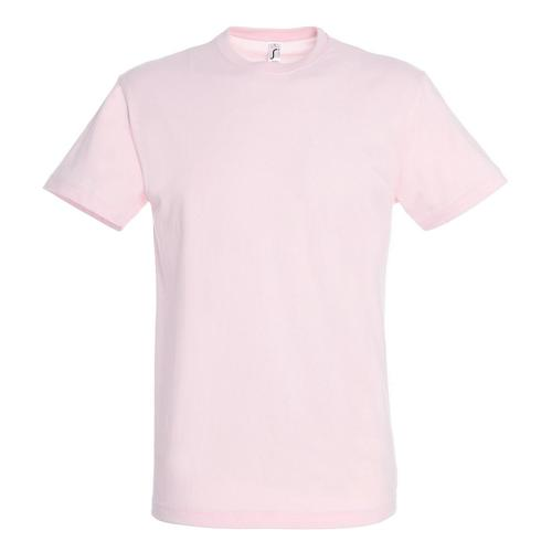 Tee-shirt classic adulte 150g rose pale