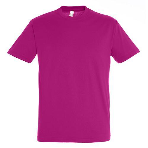 Tee shirt classic 150g enfant fushia