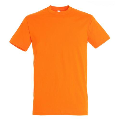 T-shirt active adulte 190g orange