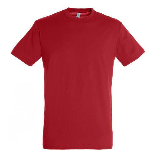 T-shirt active adulte 190g rouge