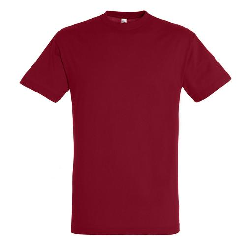 T-shirt active adulte 190g rouge tango