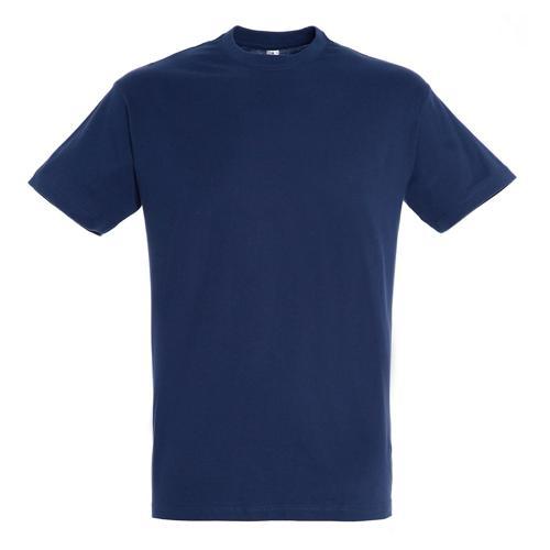 T-shirt active adulte 190g marine