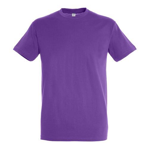 T-shirt active adulte 190g violet clair