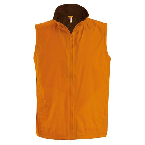 BODYWARMER RECORD EXPERT ORANGE