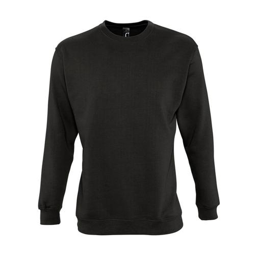 Sweat-shirt molleton enfant noir
