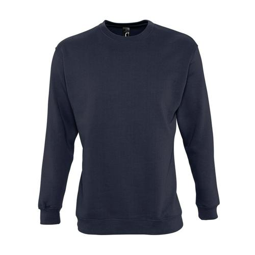 Sweat-shirt molleton enfant marine