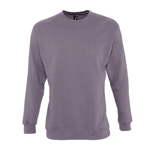 Sweat personnalisable molleton grisFoncé