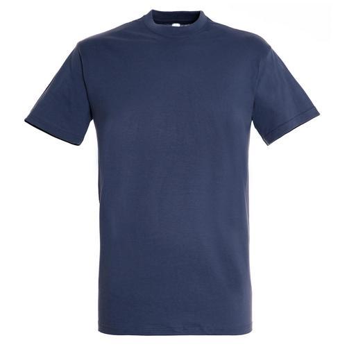Tee shirt classic 150g enfant bleu denim