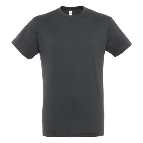 Tee-shirt classic adulte 150g gris foncé