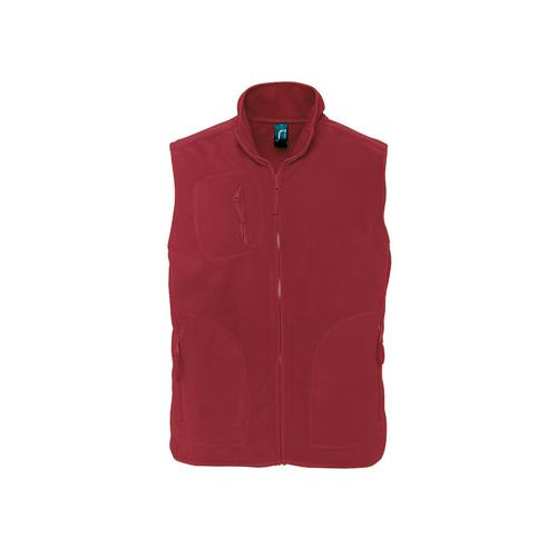 BODYWARMER POLAIRE HD PLUS EXPERT BORDEAUX