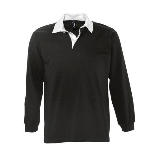 Polo rugby uni pack Club noir