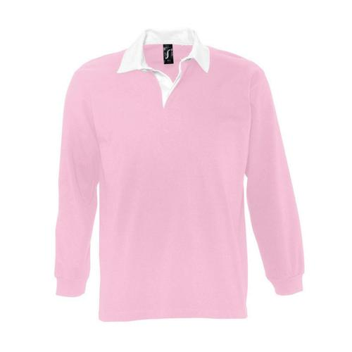 Polo rugby uni pack Club rose