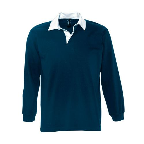 Polo rugby uni pack Club marine