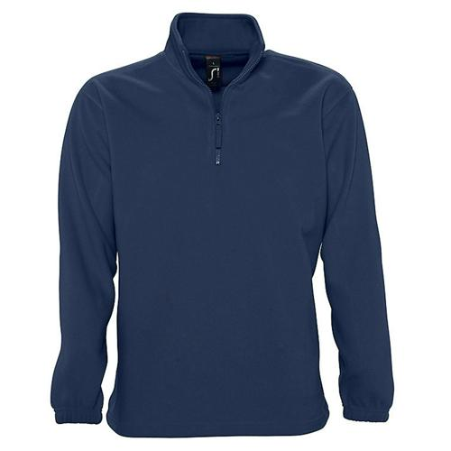 SWEAT 1/2 ZIP STANDARD MARINE POLAIRE EXPERT