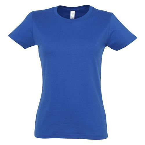 T-shirt Active 190 g femme bleu royal